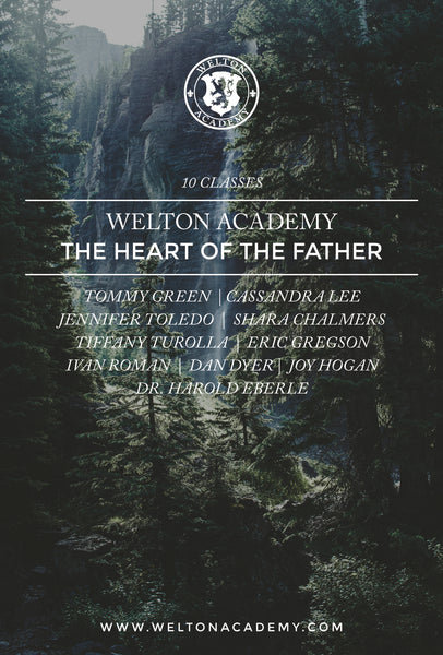 The Heart of the Father // Supernatural Bible School Elective Video Set