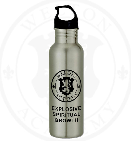 Welton Academy Stainless Steel Water Bottle