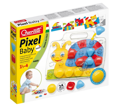 Activity Set - Pixel Baby