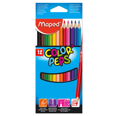 13MF067 - Coloring Pencils ColorPeps
