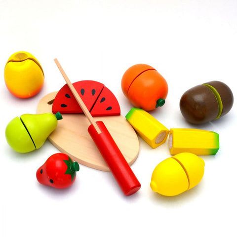 67MF121 - Activity Set Cutting Assorted Fruit