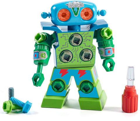 05MF098 - Design & Drill Sparkle Robot