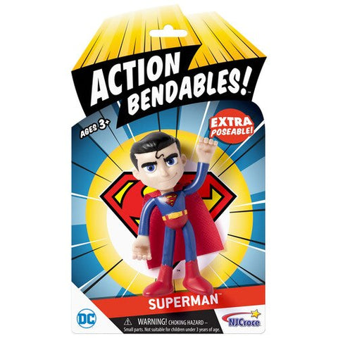 12MA023 - Fidget Bendable Superheroes