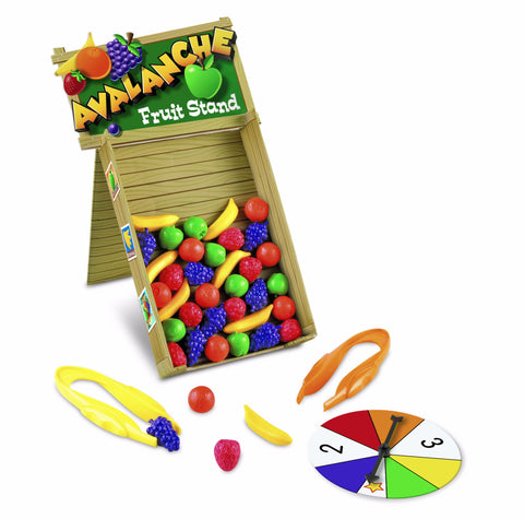 Activity Set - Fruit avalanche