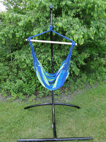Hammock swing on stand