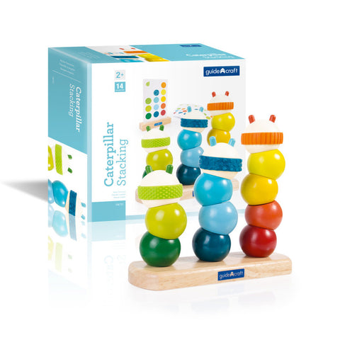 Activity Set - Caterpillar Stacking