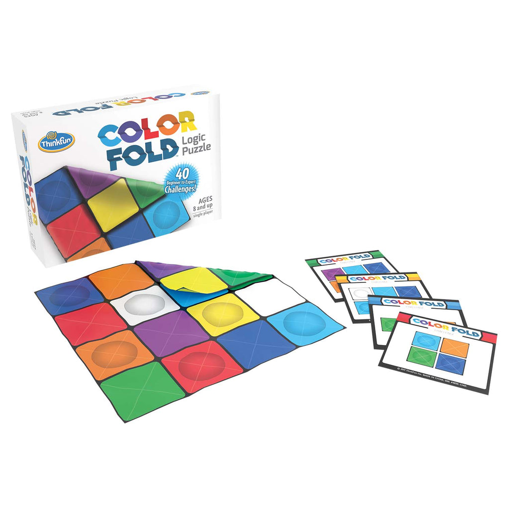85JC025 - Color Fold Game