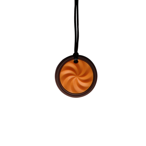 Chewable - Cookie Swirl Necklace