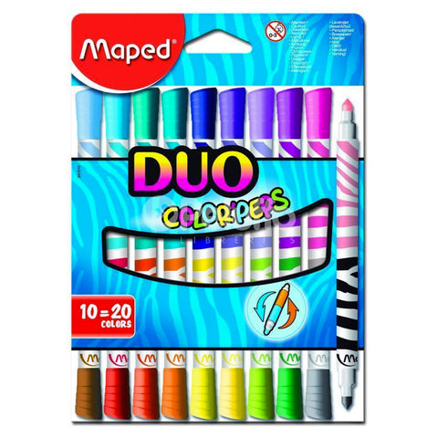 Crayons - Duo Colorpeps Markers