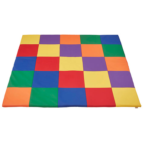 46ET084 - Softzone Patchwork Toddler Mat