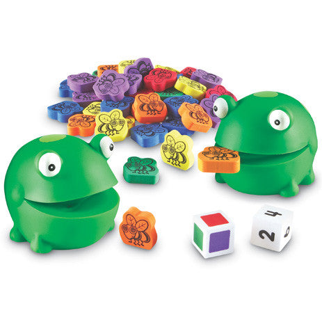 05MF118 - Activity Set Froggy Feeding