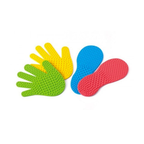 05MG033 - Footprint and Handprint (pack of 4)