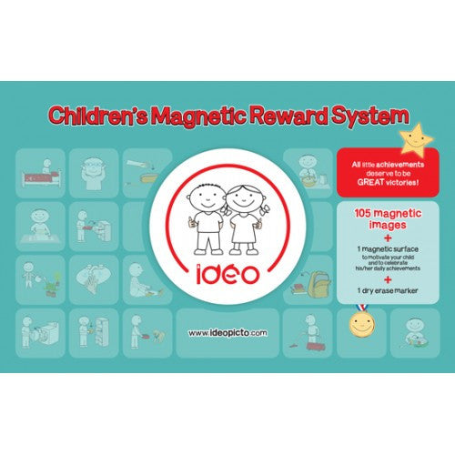 Ideo children 39 s reward system kit plan te for Ideo products