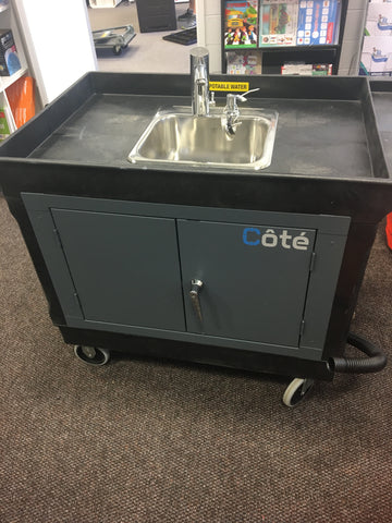 Portable Hand Washing Station