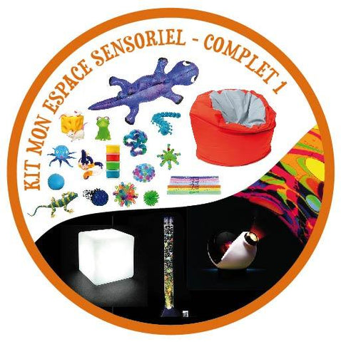 KPKITSSCA - A Sensory Space Complete Kit 1