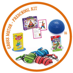 KPKITMGPS - KiT Gross Motor PreSchool