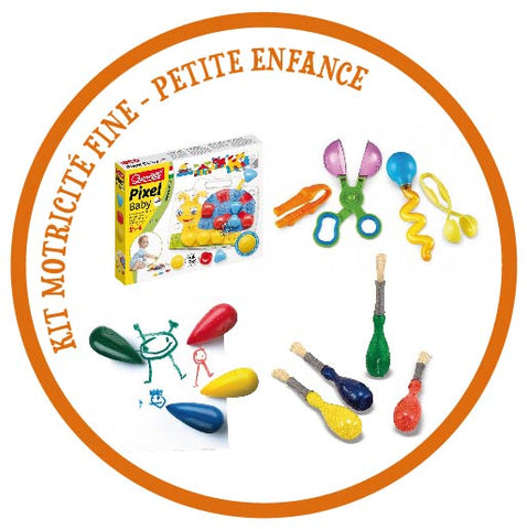KPKITMFPE - Kit Fine Motor Toddlers