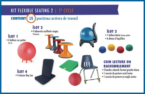 Kit - Flexible Seating 2