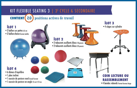 Kit - Flexible Seating 3