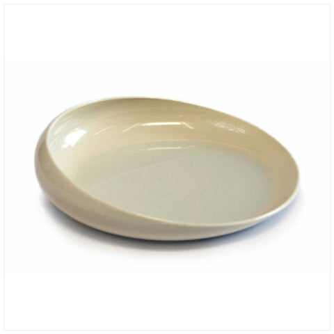 Daily Helper - Plastic Round Scoop Plate