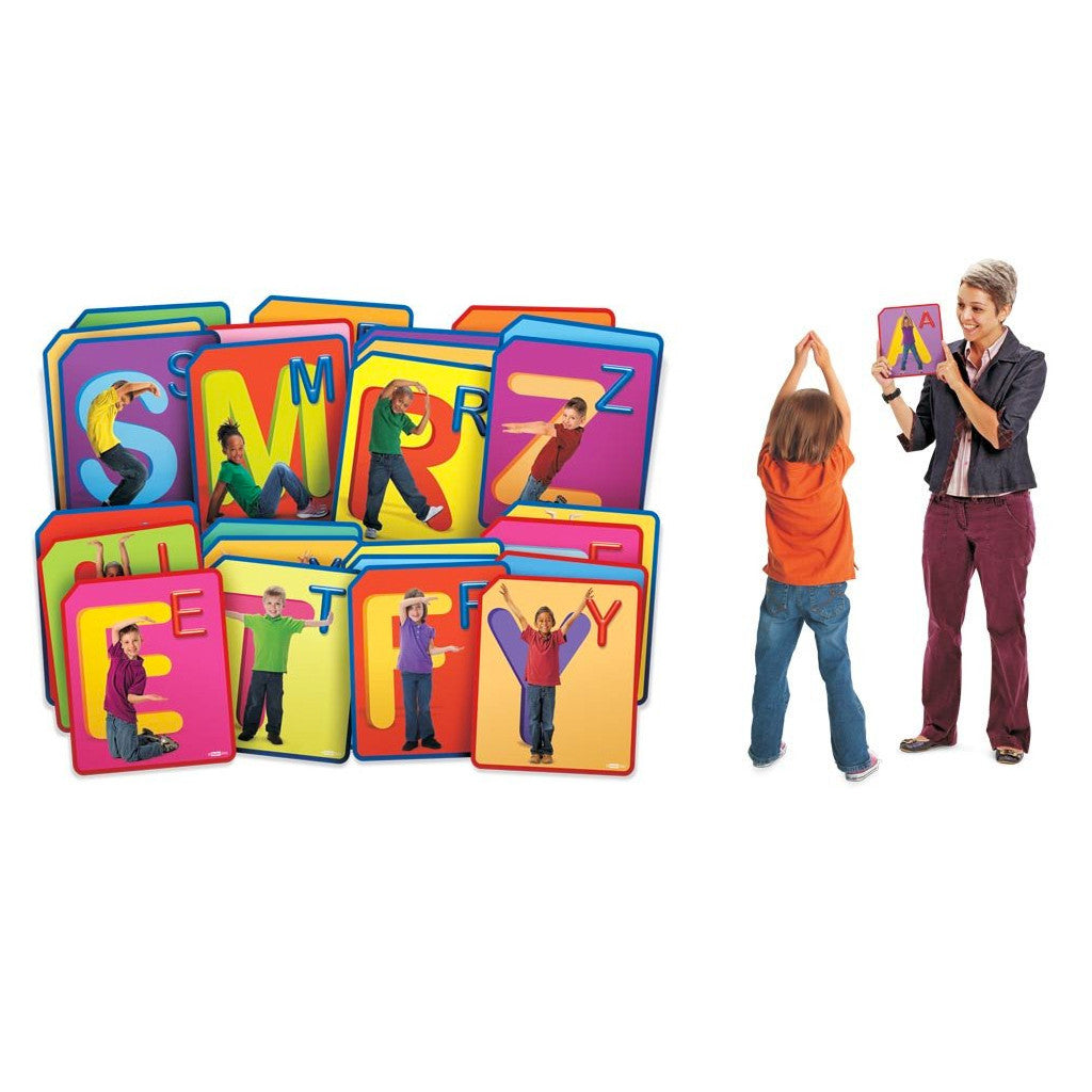 Activity Cards - Twist & Spell Exercise Cards