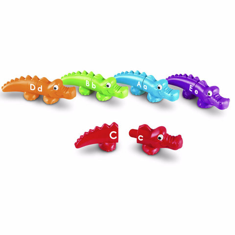 Activity Set - Alphabet Alligator