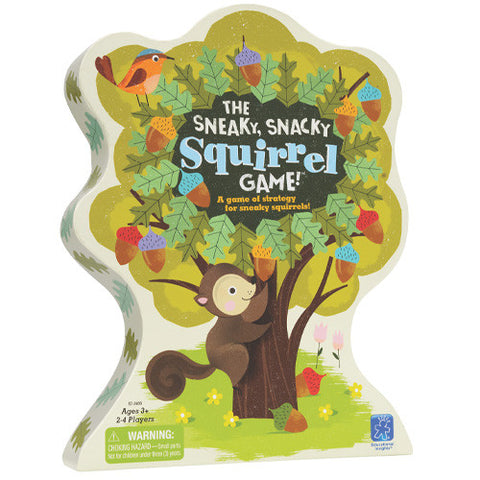 05JC013 - Sneaky Snacky Squirrel Game