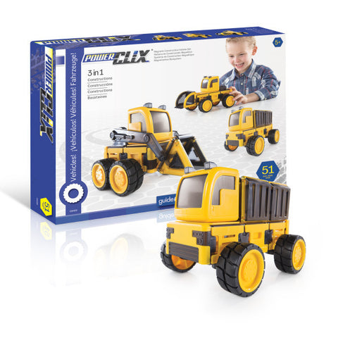 Building Set - PowerClix Truck