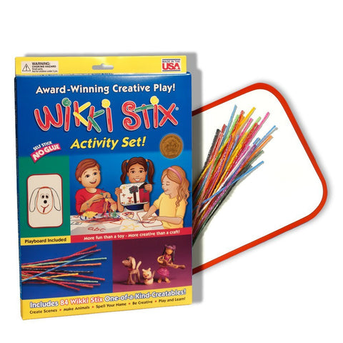 12MF078 - Wikki Stix Activity Set