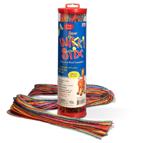 Wikki Stix Super Set