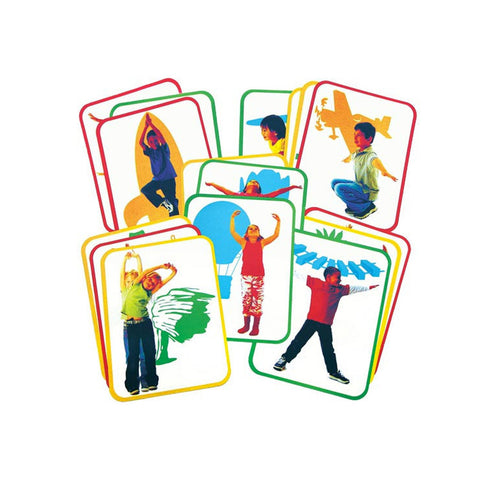 Activity Cards - Body Poetry Yoga