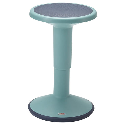 46ET108 - Ajustable Wobble Stool Seafoam