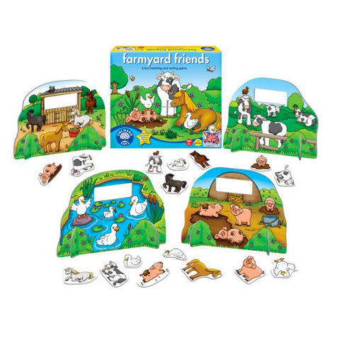 Game - Farmyard Friends