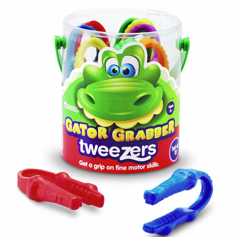 Activity Set - Gator Grabber Tweezers