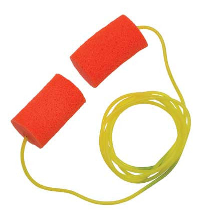 19ET043 - Hearing Protector Foam Earplugs