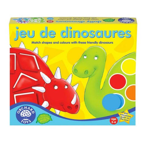 Activity Set - Jeu de Dinosaures