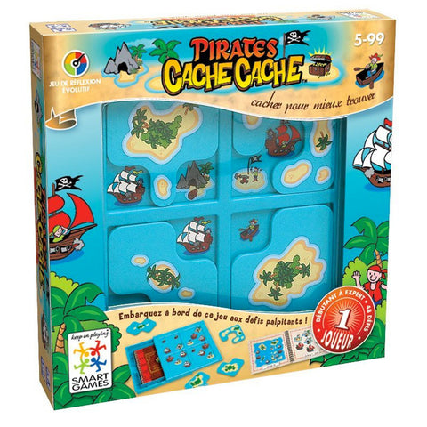 Game - Pirates Cache-Cache