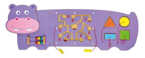 67ET081 - Animal Wall Panel Activity Set Large