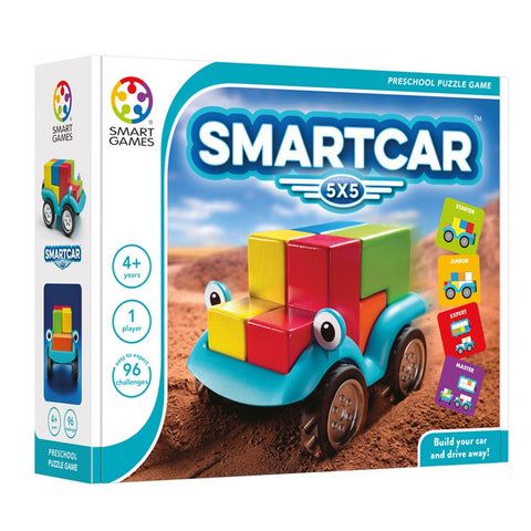 27JC043 - Smart Car Game