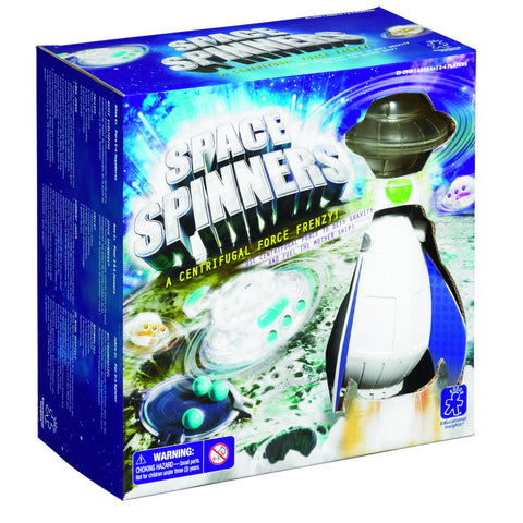 Game Space Spinners