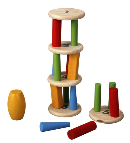 Activity Set - Tumbling Tower