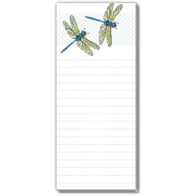 NOTEPAD - RAB - DRAGONFLY LINED