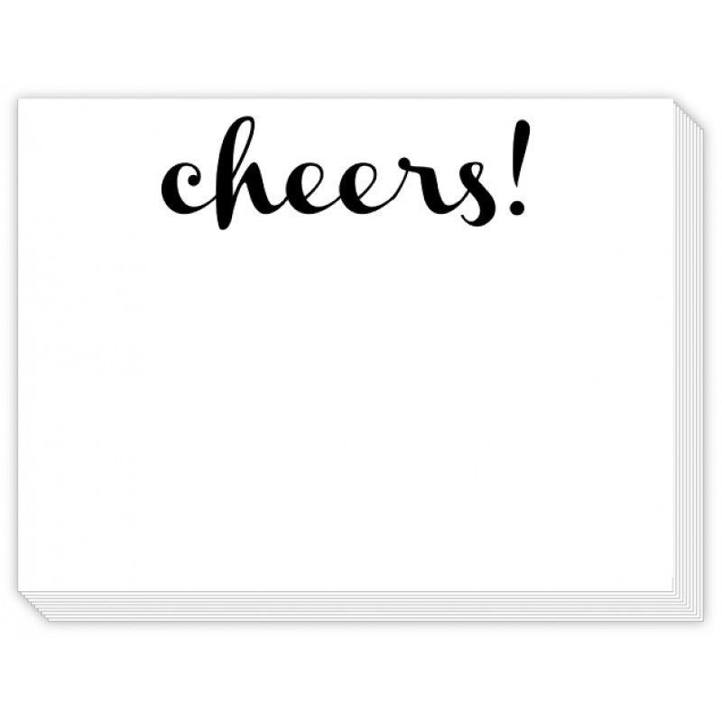 CHEERS - NOTEPAD