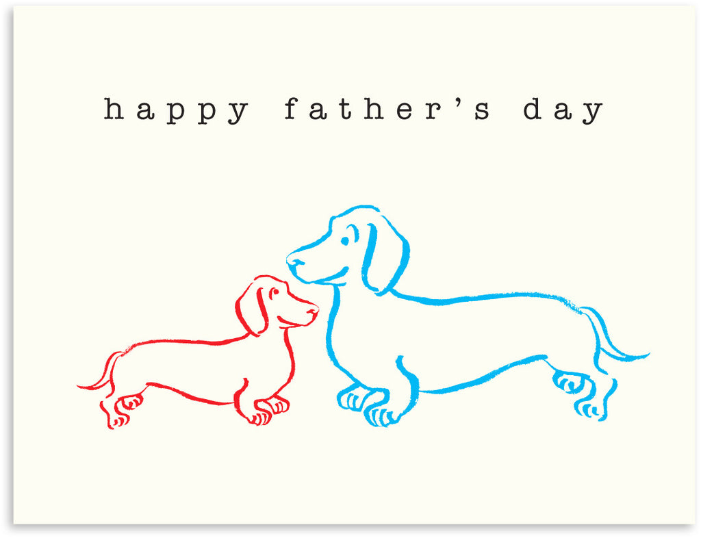 FATHER'S DAY  - JF - DOXIES