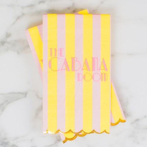 GUEST TOWELS - EOL - THE CABANA ROOM