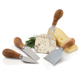 GIFT - TF - GOURMET CHEESE KNIFE SET