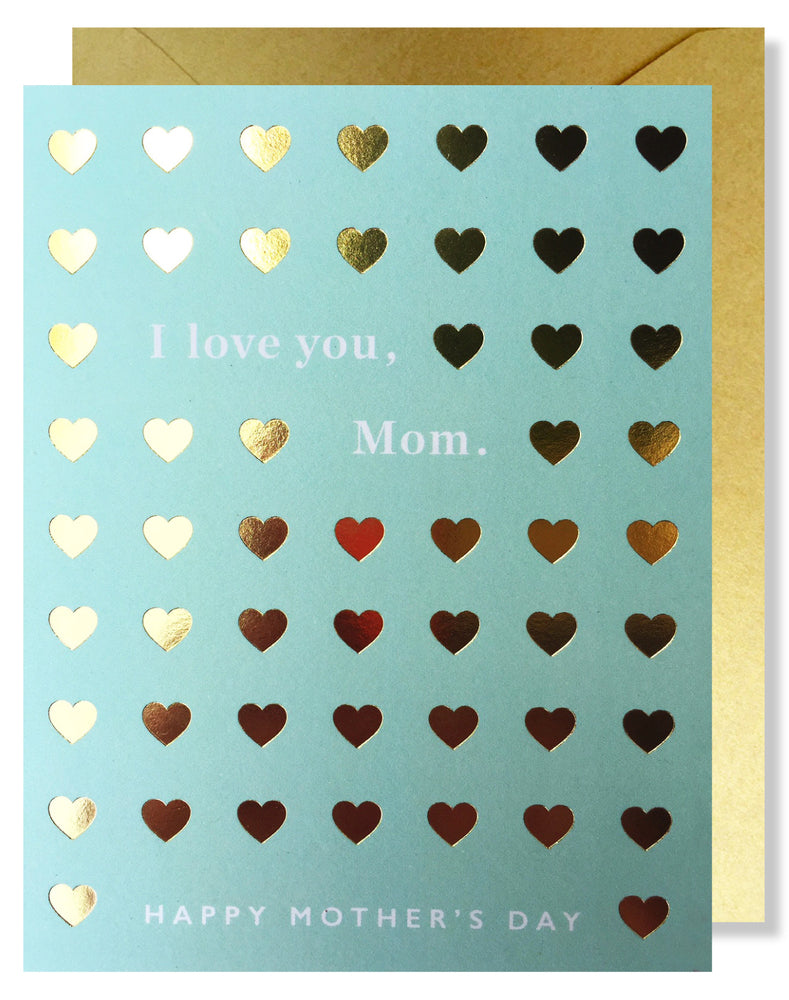 MOTHER'S DAY - JF - LOVE YOU HEARTS