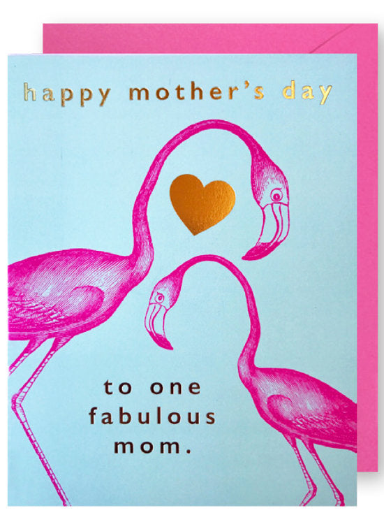 MOTHER'S DAY - JF - MOTHER'S DAY FLAMINGOS