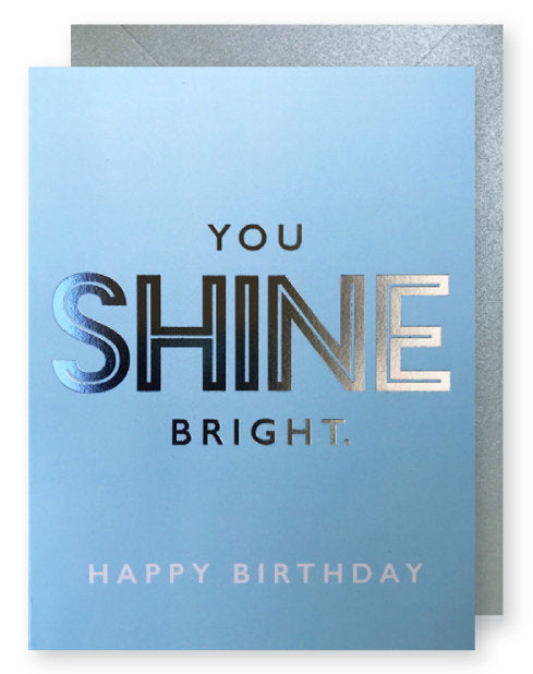 BIRTHDAY - JF - SHINE BRIGHT