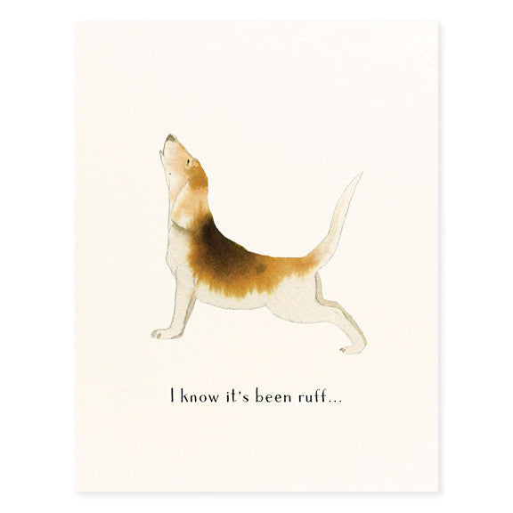 EVERY DOG HAS ITS DAY - GREETING CARD